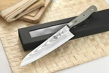 KATSURA Japanese VG-10 67 Layer Damascus Steel Gyuto Chef's Knife kit blank 8in