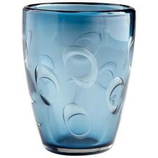 Cyan Design Small Royale Vase, Blue - 7268