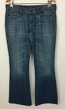 Citizens Of Humanity Jeans Naomi #065 Stretch Low Waist Flair Flare Size 30
