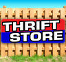THRIFT STORE Advertising Vinyl Banner Flag Sign Many Sizes Available USA