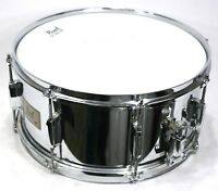 "Pearl Snare Drum 14"" x 6.5"" Steel Shell  - Barely Used - Super Nice Condition"