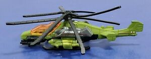Matchbox Sky Busters Headquarters Sky Scorcher Helicopter 2012