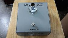 George Dennis  Talking Box - Talk Box guitar and voice effect Pedal