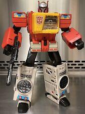 Transformers Hasbro Titan Returns TR Blaster AUTHENTIC