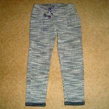 Girl's ZARA Casual Joggers Size 7Y Grey Jogging Bottoms