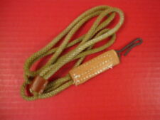 WWII US Army M1943 Hickok Pistol Lanyard for Colt M1911 .45acp - Reproduction #2