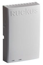 Ruckus H320 Wall-Mounted 802.11ac Wave 2 Wi-Fi Access Point and Switch R610 R510