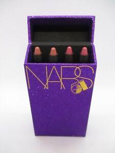 Nars Velvet Matte Lip Pencil Set ~ 2 Bad Girl / 2 Sex Machine ~ 1.8 g x 4