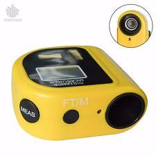 Hot Digital LCD Laser Ultrasonic Distance Meter Range Finder Measure Diastimeter