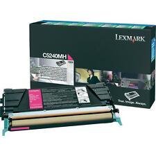 original Lexmark Toner C524H3MG C5240MH magenta T524 C524  C532  C534  A-Ware