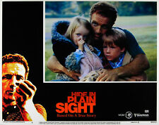 HIDE IN PLAIN SIGHT 1980 James Caan LOBBY CARD #6