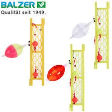 Balzer Forellensystem mit Wasserkugel Rot Gelb 147820007 Forellen Fertigmontage