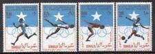 Olympics Somali Stamps