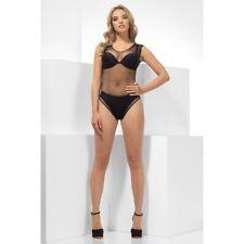 résille CUISSARDE Body femme sexy Accessoire Déguisement Noir Taille Unique