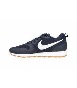 Nike Md Runner 2 Sneakers BluTempo Libero Collezione 2019