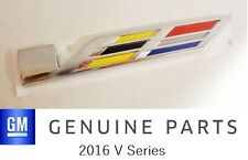 NEW ITEM!! 2016 2017 2018 Cadillac CTS-V SERIES EMBLEM!! GENUINE GM OEM!!