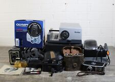 Job Lot Of Vintage Cameras, Projectors, Binoculars & Accessories.