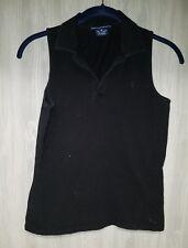 Polo Ralph Lauren Sport Cotton Sleeveless Top Golf Polo  Size M Girls#23