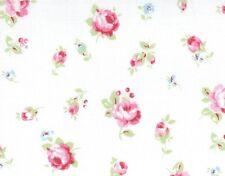 FLOWER SUGAR - Lecian - Vintage Roses - Japanese Import - Fabric - 1/ 2 Yard