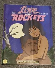 Love and Rockets #16 (March 1986, Fantagraphics Books) Adult Magazine