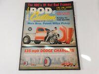 Vintage Original September 1964 Rod & Custom Magazine Custom Car Mods