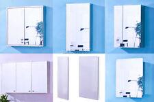 Vitrinas y armarios de metal para el hogar