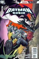 Batman and Robin #2 Andy Kubert Variant (2009) DC Comics