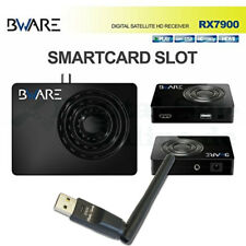 ► BEWARE RX 7900 HD digitaler DVB-S2 Satelliten Receiver RX7900 BWARE NEU + WLAN