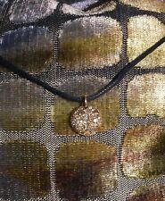 Pomellato Sabbia Brown Diamond Pendant