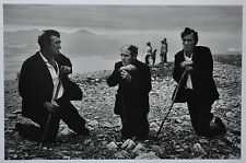 Josef Koudelka Limited Edition Magnum Photo Poster 70x50 Irland Ireland 1972 B&W