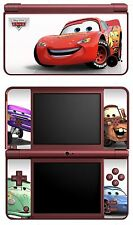 SKIN DECAL STICKER DECO FOR NINTENDO DSI XL REF 9 CARS