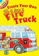 Create Your Own Fire Truck (Paperback or Softback)