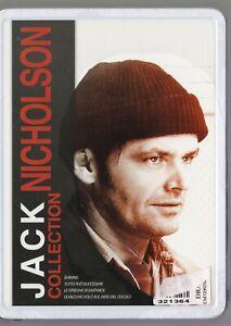 JACK NICHOLSON COLLECTION (COFANETTO STEELBOOK 5 DVD) - NUOVO SIGILLATO