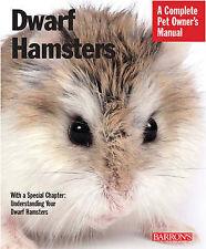 Dwarf Hamsters by Sharon Vanderlip (Paperback, 2009)