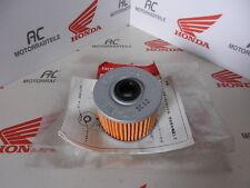 Honda NX 250 650 Oelfilter Ölfiter Einsatz Original neu oil filter NOS