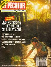 Revue le pêcheur de France No 84 Avril 1990