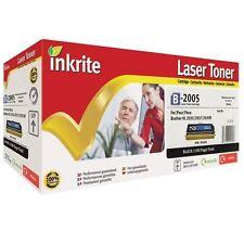 INKRITE LASER TONER CARTRIDGE BROTHER B2005 replace TN-2005 Blk 1500pg past date