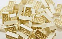 50 Lego 3001 Steine Bricks 2x4 weiss white Parts Bausteine 300101