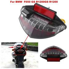 Smoke Lens LED Brake Lamp Tail Light Turn Signal for BMW F650 GS R1200GS R1200