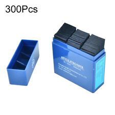 300 sheets dental articulating paper dental lab products teeth care blue_ZT