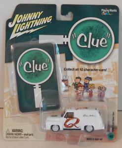 1955 Ford Panel Van Truck Johnny White Lightning Vintage Clue Mrs White Dining