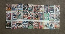 NFL Pro Set cards uncut 1991 'The Collection'  full set