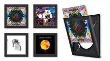 More details for vinyl flip frame wall album display frame for lp 12