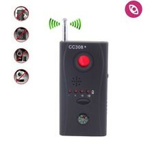 CC308+ Anti-Spy RF Signal Bug Detector Hidden Camera Laser Lens GSM Finder Tools