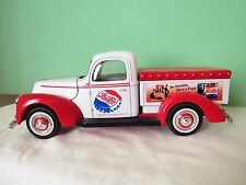 GOLDEN WHEELS DIECAST, 1940 FORD PEPSI-COLA PICKUP, NO BOX