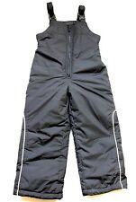 NWT Boys Girls London Fog Snow Bibs Pants Snowpants Ski Snowboard size S(4)