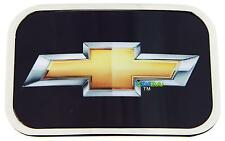 Chevrolet Yellow Logo Full Graphic Color Official Licensed Metal Belt Buckle