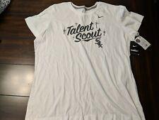 Women's MLB Chicago White Sox Nike T-Shirt XXL Slim Fit