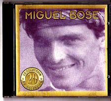 MIGUEL BOSE. 20 De Coleccion. CD SONY USA 1993