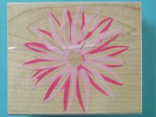 Dahlia Blossom, Large HERO ARTS Rubber Stamp